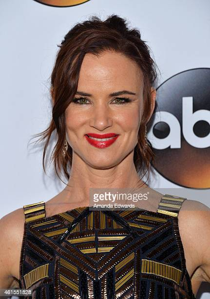 Actress Juliette Lewis arrives at the ABC TCA 'Winter Press Tour 2015' Red Carpet on January 14 2015 in Pasadena California