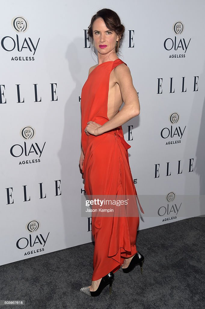 Actress Juliette Lewis attends ELLE's 6th Annual Women in Television Dinner Presented by Hearts on Fire Diamonds and Olay at Sunset Tower on January 20, 2016 in West Hollywood, California.