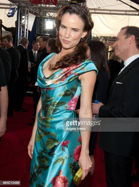 Actress Juliette Lewis attends the 20th Annual Screen Actors Guild Awards at The Shrine Auditorium on January 18 2014 in Los Angeles California