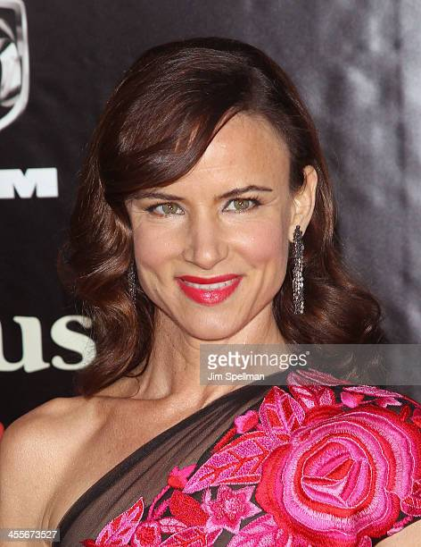 Actress Juliette Lewis attends the August Osage County premiere at Ziegfeld Theater on December 12 2013 in New York City