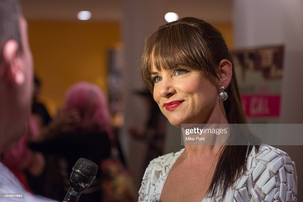 Actress Juliette Lewis attends the 'Kelly And Cal' New York Screening at Crosby Street Hotel on September 4, 2014 in New York City.