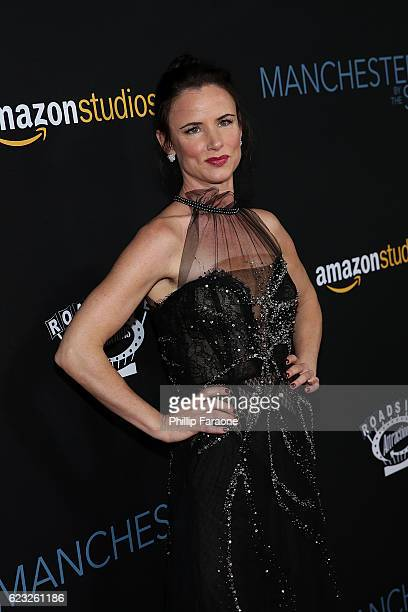 Actress Juliette Lewis attends the premiere of Amazon Studios' 'Manchester By The Sea' at Samuel Goldwyn Theater on November 14 2016 in Beverly Hills...