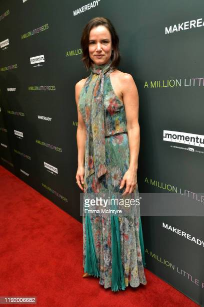 """Actress Juliette Lewis attends the special screening of Momentum Pictures' """"A Million Little Pieces"""" at The London Hotel on December 04, 2019 in West..."""