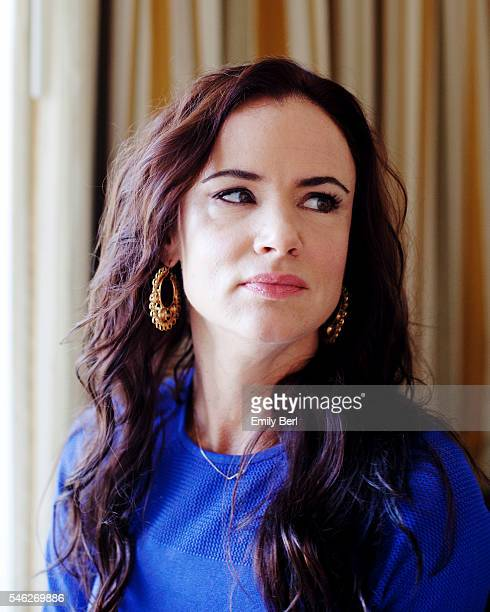 Actress Juliette Lewis Is Photographed For New York Magazine On March 5 2015 In Los Angeles