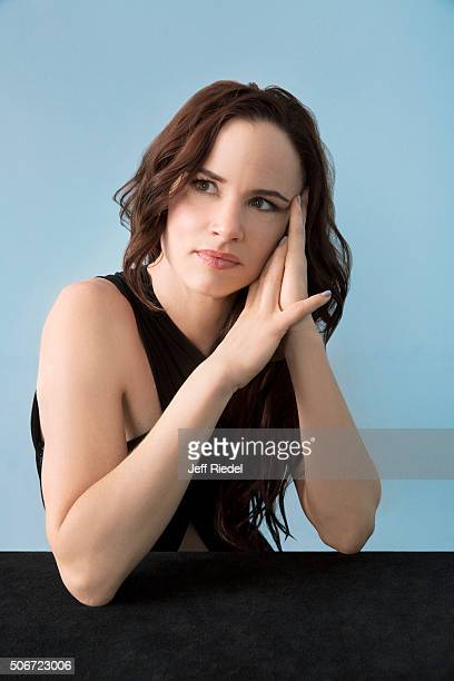 Actress Juliette Lewis is photographed for TV Guide Magazine on January 14 2015 in Pasadena California