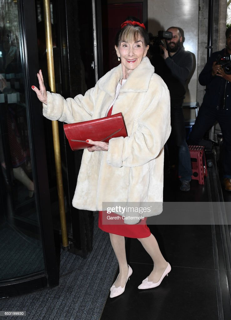 Actress June Brown attends the TRIC Awards 2017 on March 14, 2017 in London, United Kingdom.