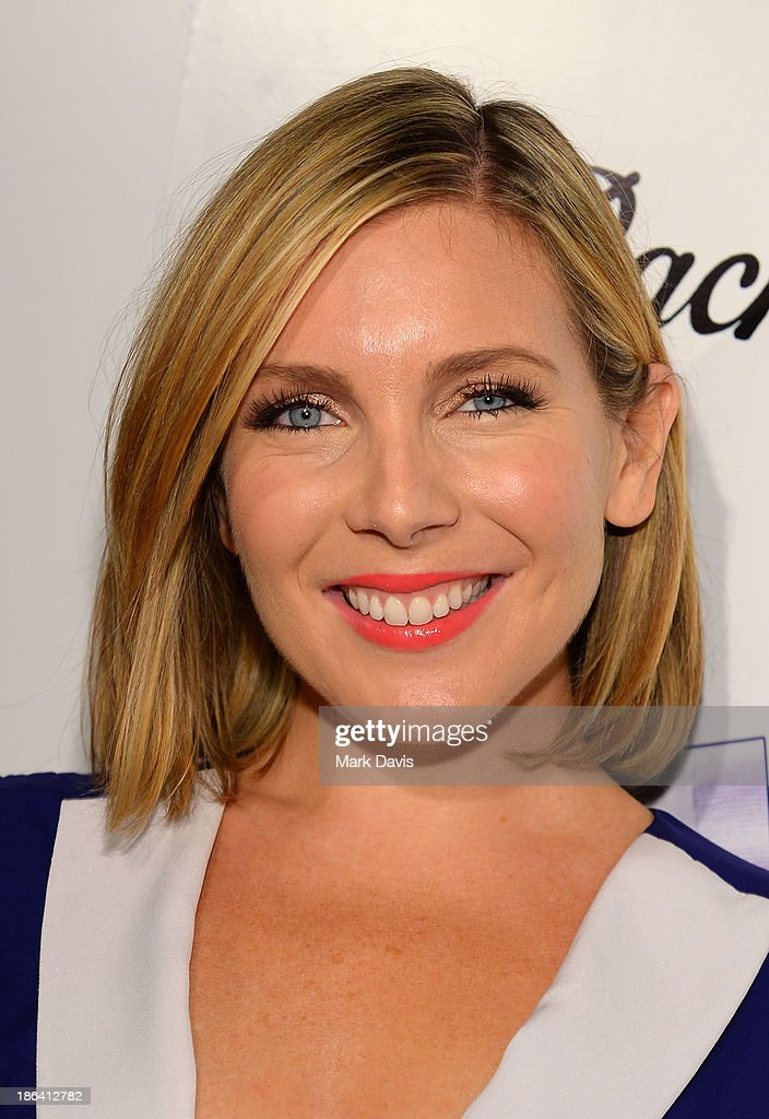 Actress June Diane Raphael attends the premiere of Gravitas Ventures' 'Ass Backwards' at the Vista Theatre on October 30, 2013 in Los Angeles, California.