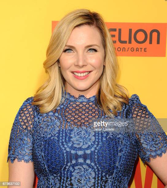 Actress June Diane Raphael attends the premiere of How to Be a Latin Lover at ArcLight Cinemas Cinerama Dome on April 26 2017 in Hollywood California