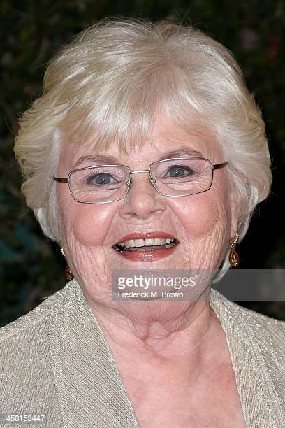 Actress June Squibb arrives at the Academy of Motion Picture Arts and Sciences' Governors Awards at The Ray Dolby Ballroom at Hollywood Highland...