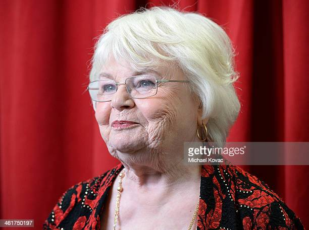 Actress June Squibb attends the 14th annual AFI Awards Luncheon at the Four Seasons Hotel Beverly Hills on January 10 2014 in Beverly Hills California