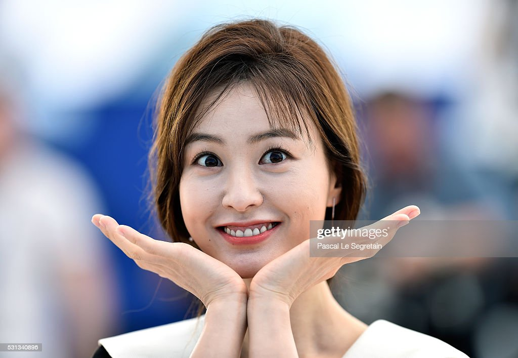 Actress Jung Yu-mi attends the 'Train To Busan (Bu_San-Haeng)' photocall during the 69th Annual Cannes Film Festival on May 14, 2016 in Cannes, France.