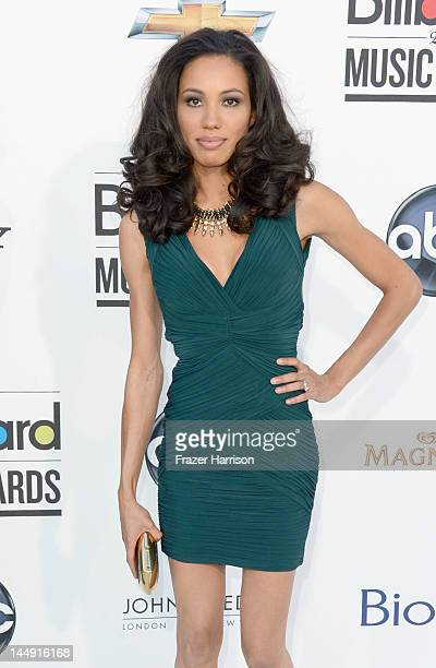 Actress Jurnee Smollett arrives at the 2012 Billboard Music Awards held at the MGM Grand Garden Arena on May 20 2012 in Las Vegas Nevada
