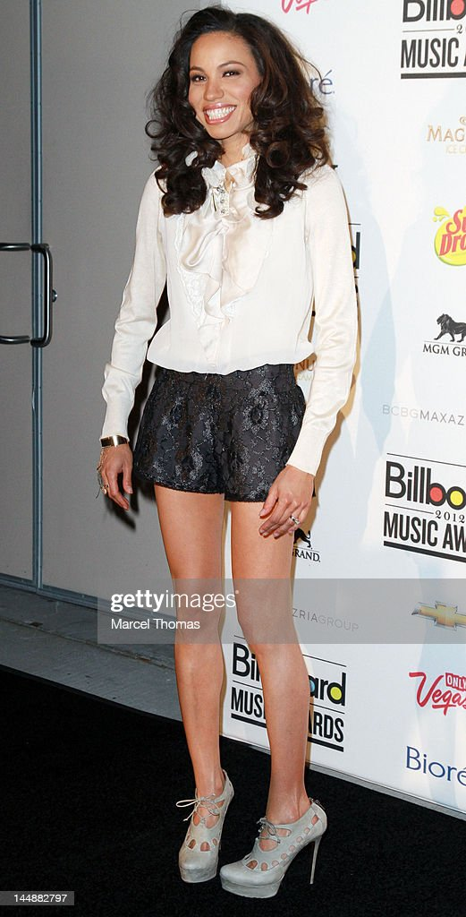 Actress Jurnee Smollett attends the Billboard Music Awards Pre-Party hosted by Kelly Clarkson at MGM Grand on May 19, 2012 in Las Vegas, Nevada.