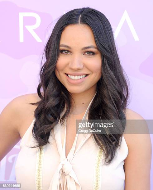 Actress Jurnee SmollettBell arrives at Variety's Celebratory Brunch Event for Awards Nominees Benefitting Motion Picture Television Fund at Cecconi's...