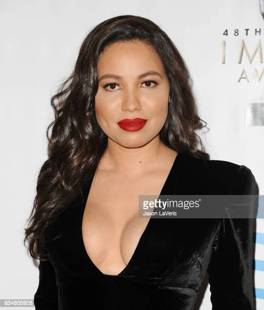 Actress Jurnee SmollettBell attends the 48th NAACP Image Awards at Pasadena Civic Auditorium on February 11 2017 in Pasadena California