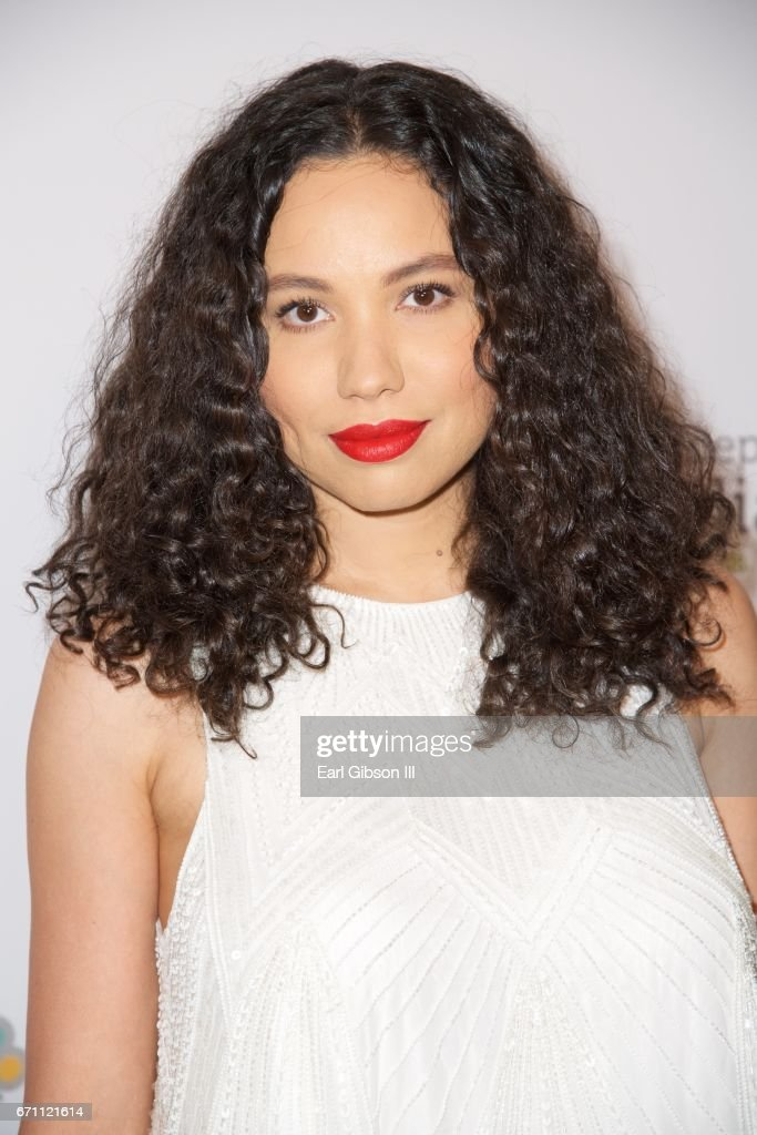 Actress Jurnee Smollett-Bell attends the Independent School Alliance Impact Awards at the Beverly Wilshire Four Seasons Hotel on April 20, 2017 in Beverly Hills, California.
