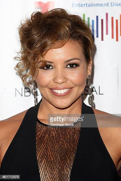 Actress Justina Machado attends the 31st Annual Imagen Awards held at The Beverly Hilton Hotel on September 9 2016 in Beverly Hills California