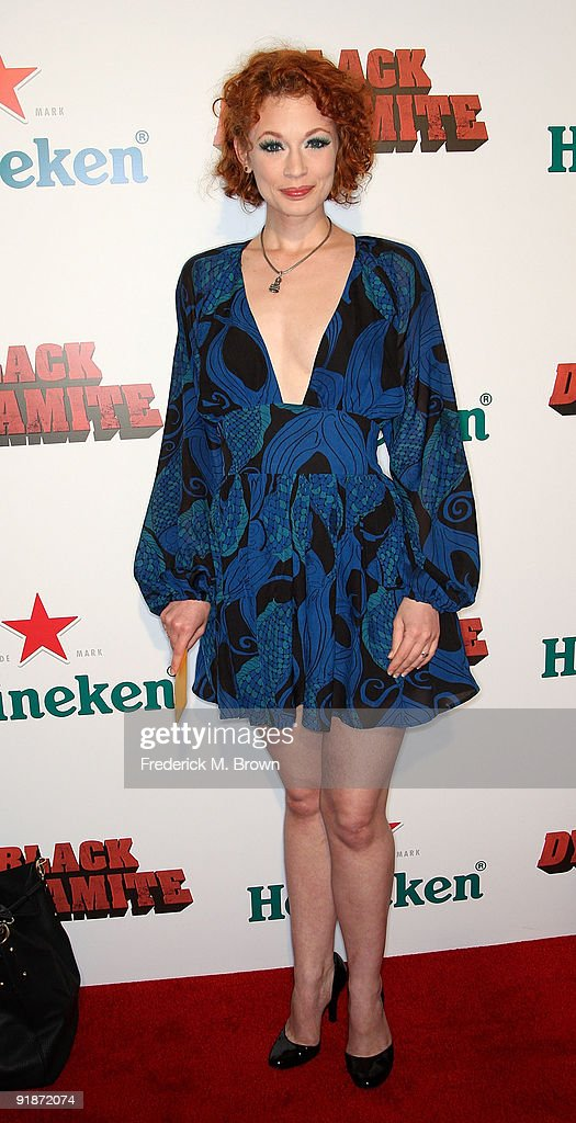 "Los Angeles Premiere Of ""Black Dynamite"" - Arrivals : News Photo"