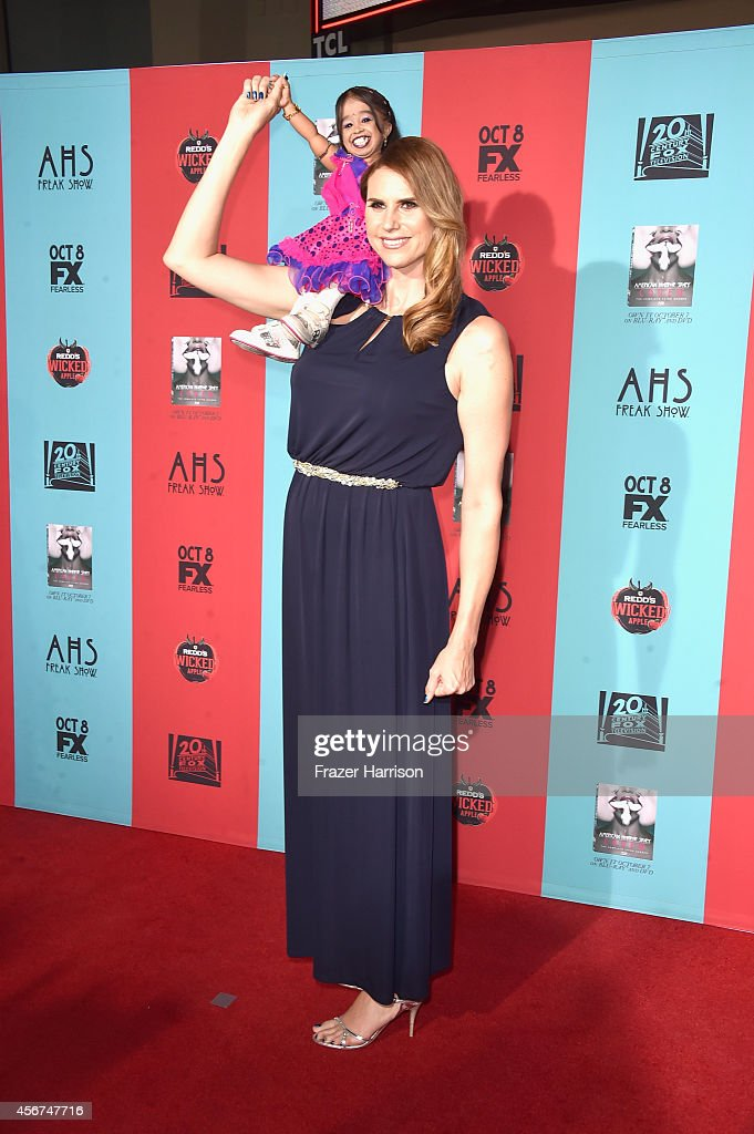 "Premiere Screening Of FX's ""American Horror Story: Freak Show"" - Arrivals : News Photo"