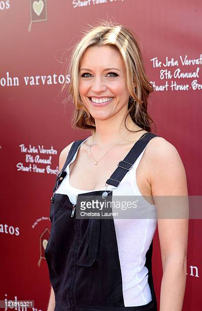 Actress KaDee Strickland attends John Varvatos 8th Annual Stuart House Benefit featuring KD Lang at John Varvatos Los Angeles on March 13 2011 in Los...