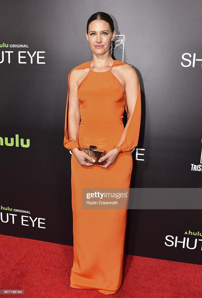 "Premiere Of Hulu's ""Shut Eye"" - Arrivals"