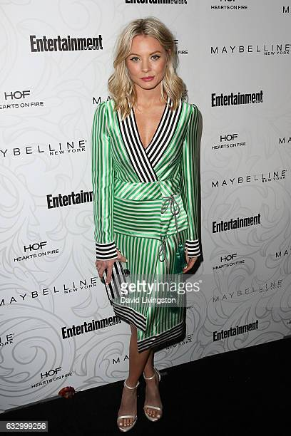 Actress Kaitlin Doubleday arrives at the Entertainment Weekly celebration honoring nominees for The Screen Actors Guild Awards at the Chateau Marmont...