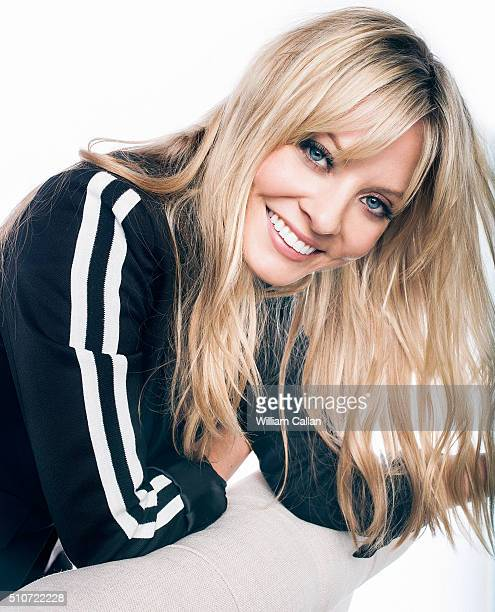 Actress Kaitlin Doubleday is photographed for The Wrap on September 22 2015 in Los Angeles California