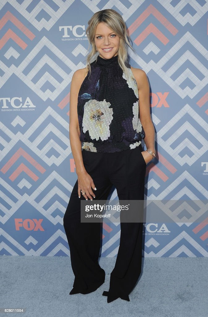 Actress Kaitlin Olson arrives at the 2017 Fox Summer TCA Tour at the Soho House on August 8, 2017 in West Hollywood, California.
