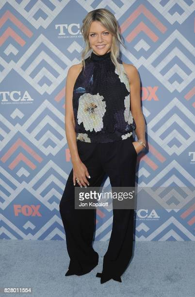 Actress Kaitlin Olson arrives at the 2017 Fox Summer TCA Tour at the Soho House on August 8 2017 in West Hollywood California