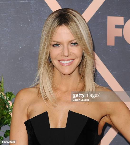 Actress Kaitlin Olson attends the FOX Fall Party at Catch LA on September 25 2017 in West Hollywood California