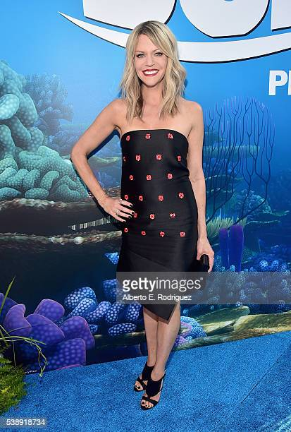 Actress Kaitlin Olson attends The World Premiere of DisneyPixar's FINDING DORY on Wednesday June 8 2016 in Hollywood California