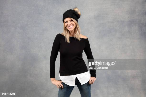 Actress Kaitlin Olson, from the film 'Arizona', is photographed for Los Angeles Times on January 20, 2018 in the L.A. Times Studio at Chase Sapphire...