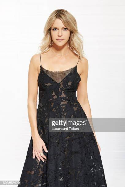 Actress Kaitlin Olson of 'This Mick' is photographed for Entertainment Weekly Magazine on June 10 2017 in Austin Texas