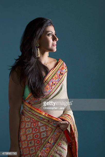 Actress Kajol Devgan is photographed at the United Nations and Unilever Event on September 24 2014 in New York City