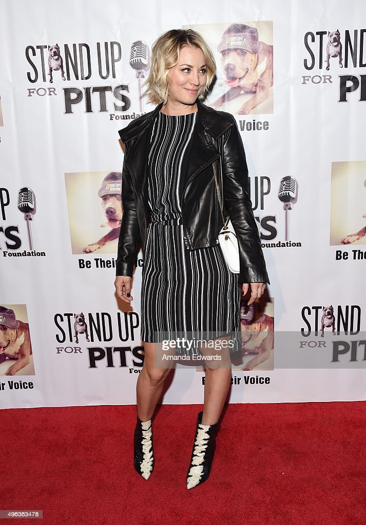 Stand Up For Pits Comedy Benefit : News Photo