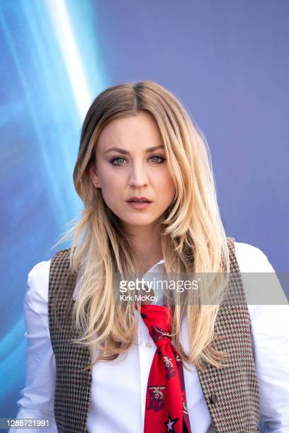Actress Kaley Cuoco is photographed for Los Angeles Times on October 8, 2020 in Brooklyn, New York. PUBLISHED IMAGE. CREDIT MUST READ: Kirk McKoy/Los...