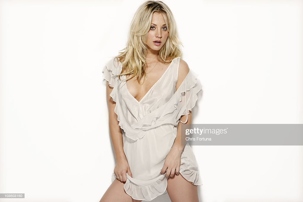 Kaley Cuoco, Maxim, March 1, 2010