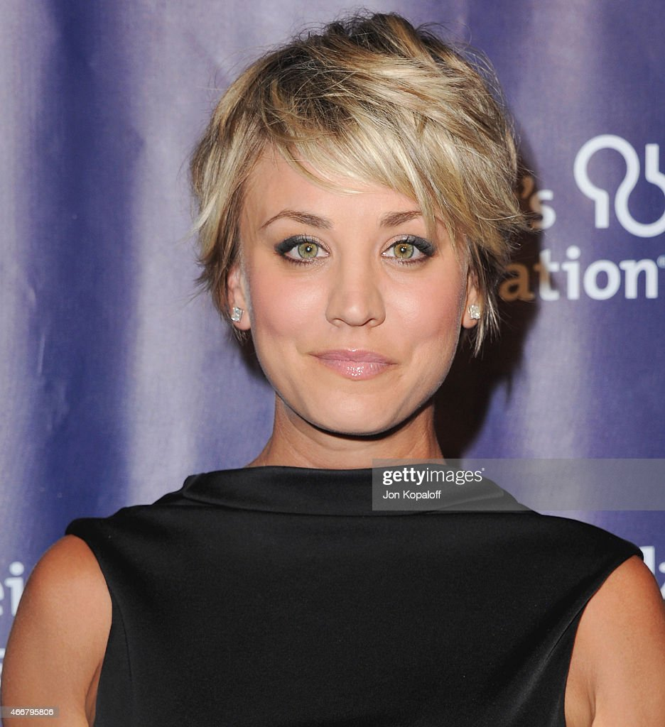 Actress Kaley Cuoco Sweeting Arrives At The 23rd Annual A Night At