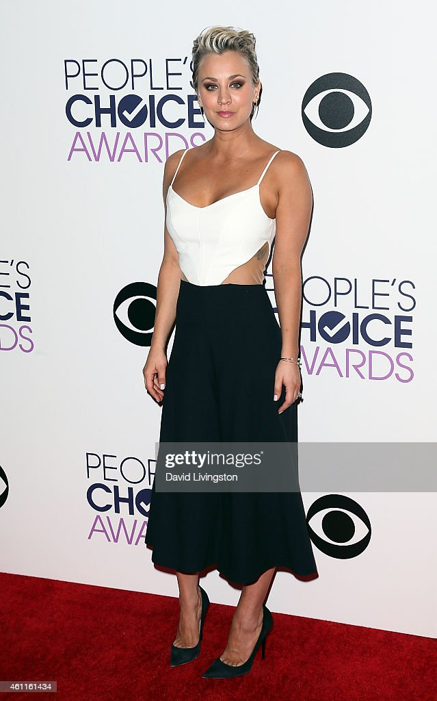 2015 People's Choice Awards - Press Room