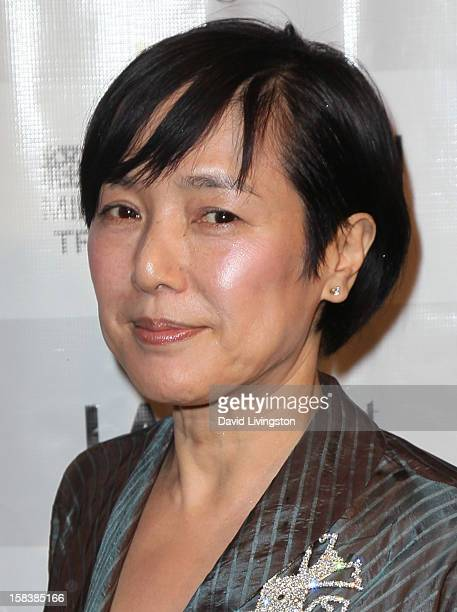 Actress Kaori Momoi attends the LA EigaFest Opening Night Gala at the Egyptian Theatre on December 14 2012 in Hollywood California