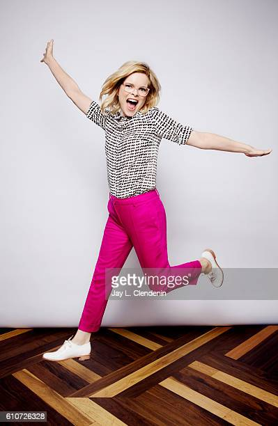 Actress Kara Holden of the film 'Carrie Pilby' poses for a portraits at the Toronto International Film Festival for Los Angeles Times on September 9...
