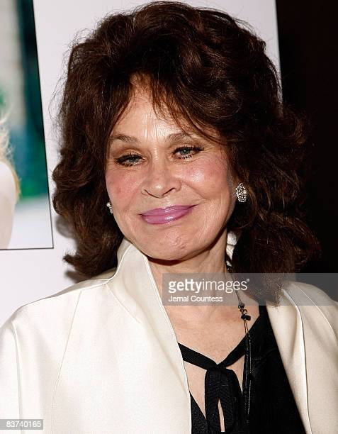 Actress Karen Black attends the 2nd Annual Adrienne Shelly Foundation Fundraising Gala at the Skirball Center at New York University on November 17...
