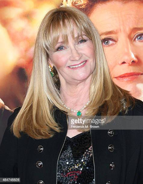 Actress Karen Dotrice attends the Premiere of Disney's Saving Mr Banks at Walt Disney Studios on December 9 2013 in Burbank California