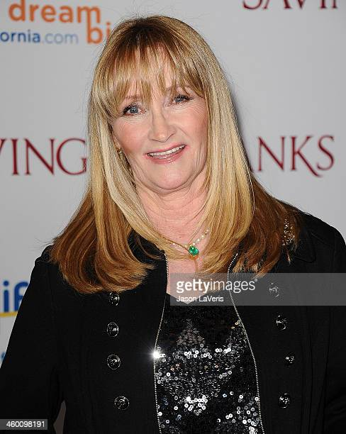 Actress Karen Dotrice attends the premiere of Saving Mr Banks at Walt Disney Studios on December 9 2013 in Burbank California