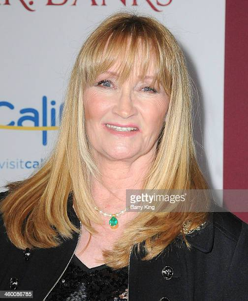 Actress Karen Dotrice attends the premiere of 'Saving Mr Banks' on December 9 2013 at Walt Disney Studios in Burbank California