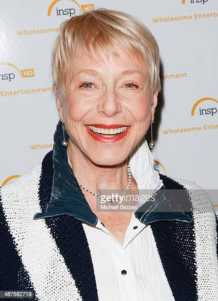 Actress Karen Grassle at The Cable Show on April 30 2014 in Los Angeles California