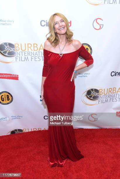 "Actress Karen Knotts attends the premiere of ""Relish"" at the Burbank International Film Festival at AMC Burbank 16 on September 06, 2019 in Burbank,..."