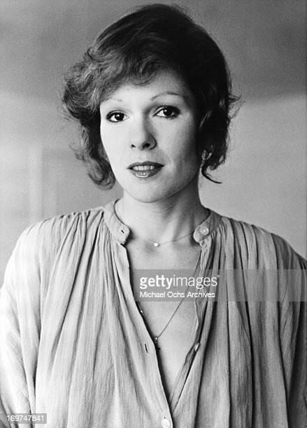 Actress Karen Lynn Gorney poses for a portrait in circa 1975