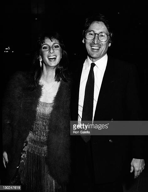 Actress Karen Salkin and Ray Buktenica attend the opening of GrownUps on March 24 1983 at the Mark Taper Forum in Los Angeles California