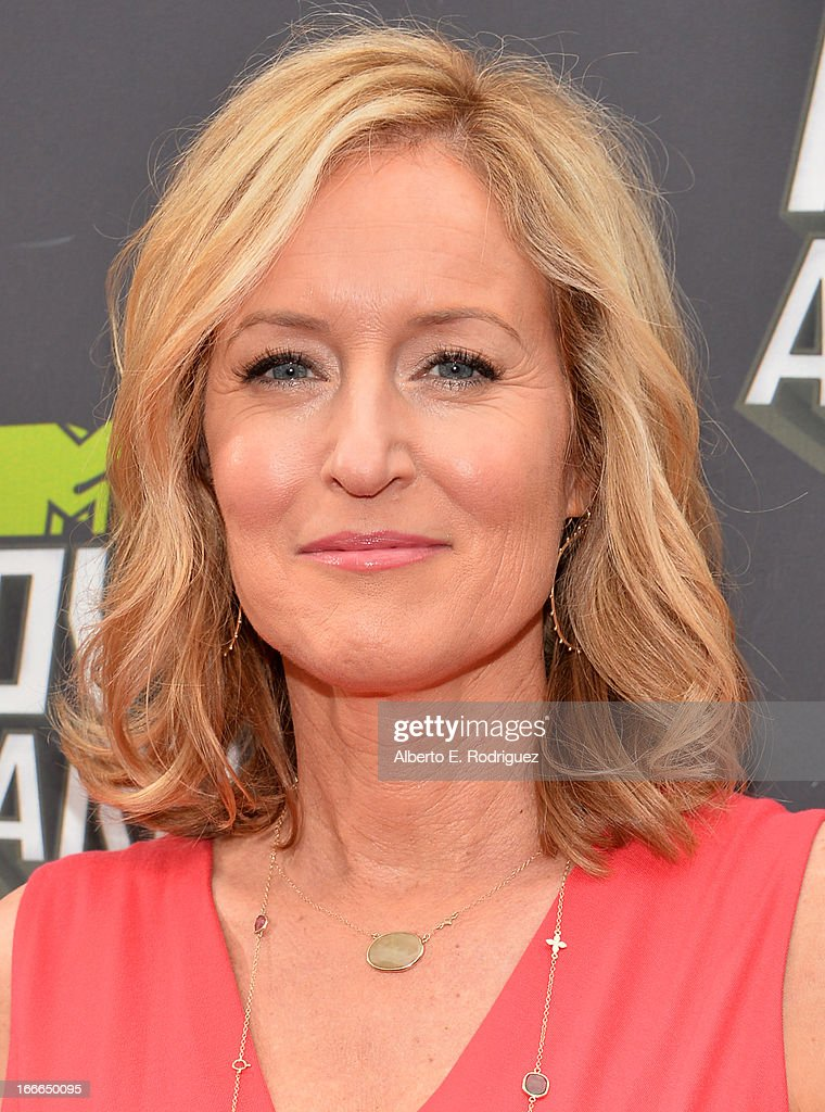 Actress Kari Coleman arrives at the 2013 MTV Movie Awards at Sony Pictures Studios on April 14, 2013 in Culver City, California.